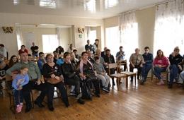 Родительский день в центре помощи наркозависимым в Рязани